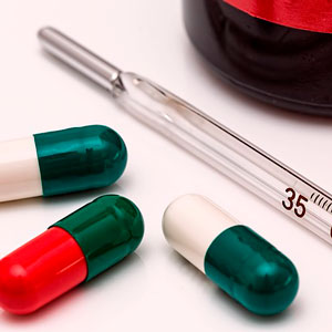 anitbioticos para fiebre